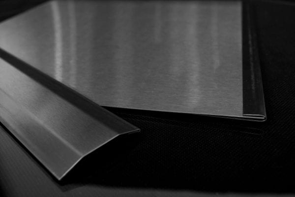 304 Grade Brushed Stainless Steel Sheeting 0.9 mm