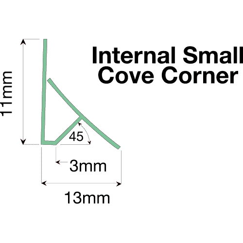 Internal Small Cove Corner