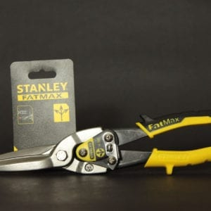 Stanley Fat Max long nose aviator snips